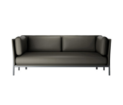 twelve 2 seats sofa 881 ice,28 Seppia leather