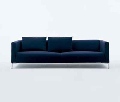 Twin sofa by Living Divani