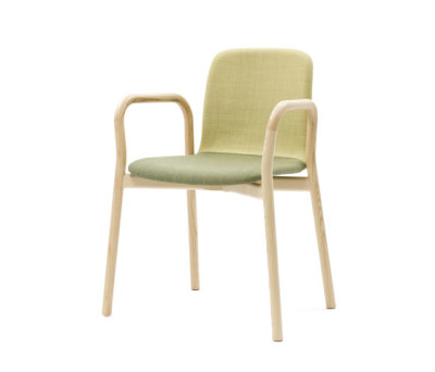 Two Tone Armchair by Discipline