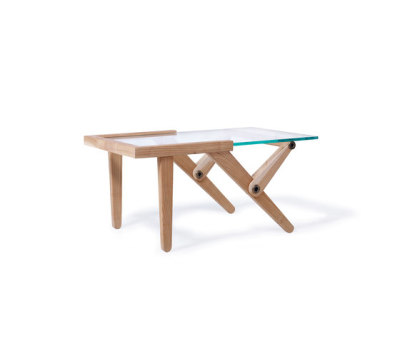 TY Coffee Table by Hookl und Stool