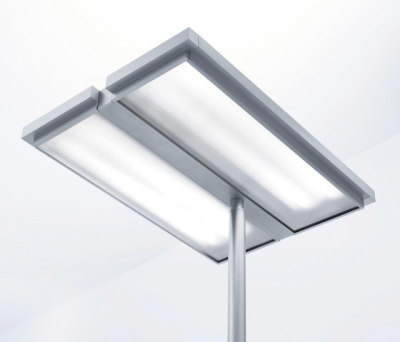 TYCOON Free-standing Luminaire by H. Waldmann