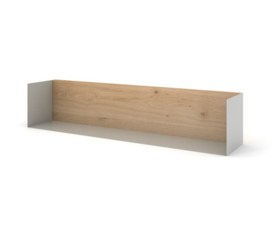 U-Shelf Large Light Grey
