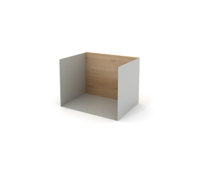 U-Shelf Small Light Grey