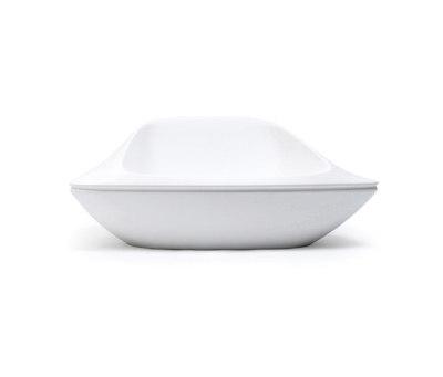 Ufo armchair White