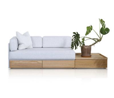 Ull & Eik Sofa by Thorsønn