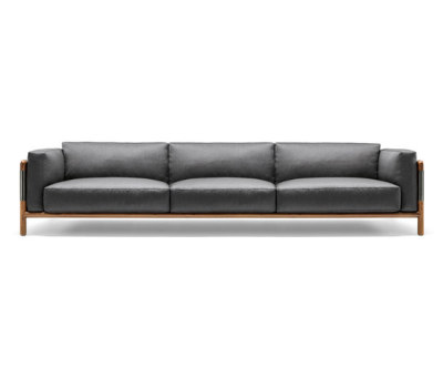 Urban Two-seat Sofa by Giorgetti