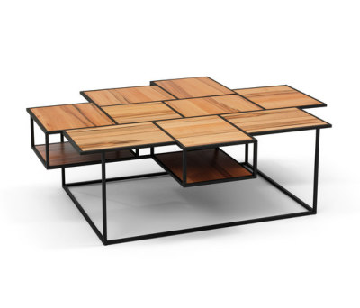 Vanity coffee table by Linteloo