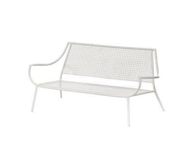 Vera sofa Glossy White