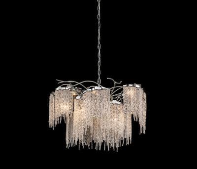 Victoria chandelier round by Brand van Egmond