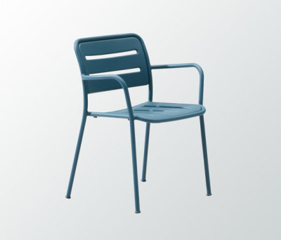 Village dining armchair by KETTAL