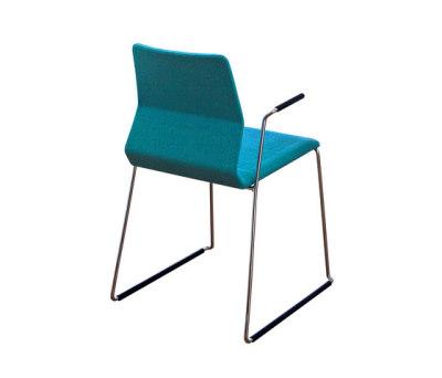 Viper armchair by Materia