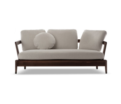 Virginia Indoor Sofa by Minotti