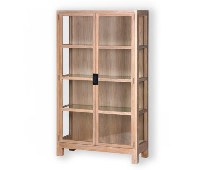 Vista display cabinet by Lambert
