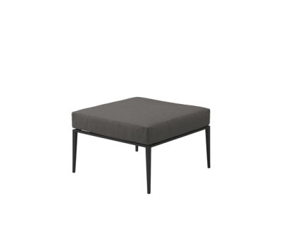 Vista Ottoman by Gloster Furniture