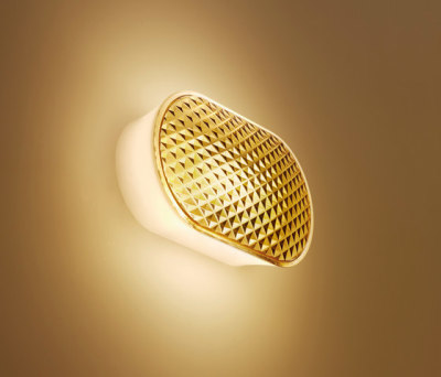 Vitro Wall and ceiling lamp by FontanaArte