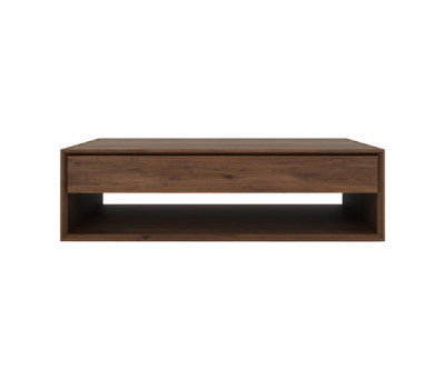 Walnut Nordic Coffee table by Ethnicraft