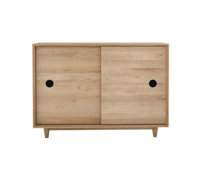 Walrus Sideboard Black