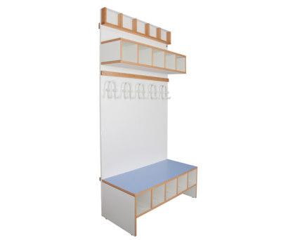 Wardrobe Furniture Modul DBF-415 by De Breuyn