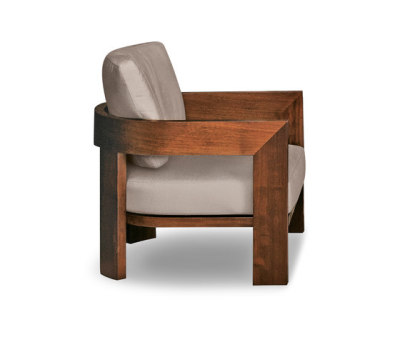 Warhol Iroko Outdoor by Minotti