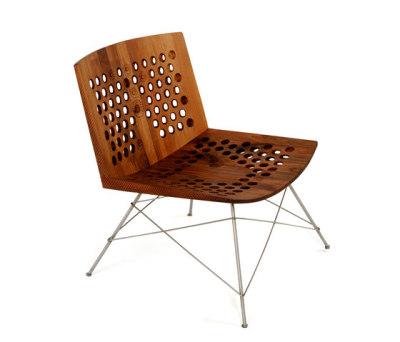 Wave Lounge Chair by Zanat