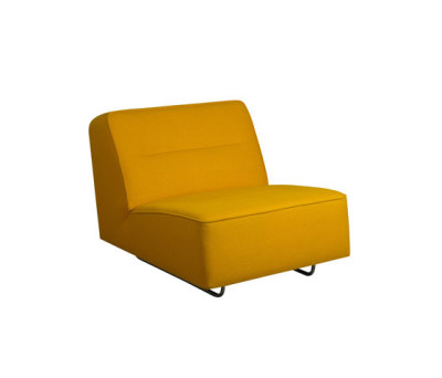 Wave Loveseat by Palau