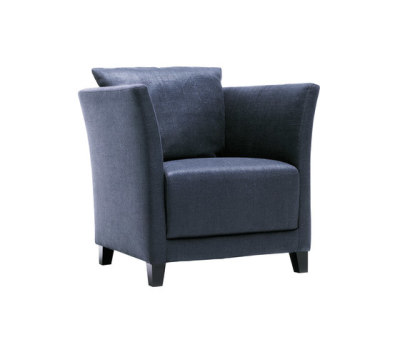Weekend armchair by Neue Wiener Werkstätte