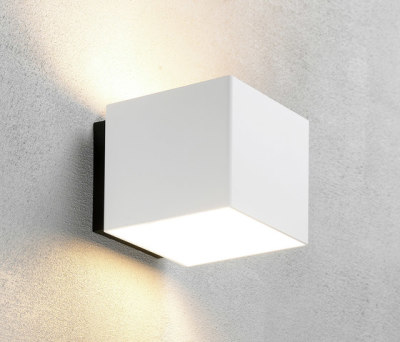 Welcome White shiny by Embacco Lighting