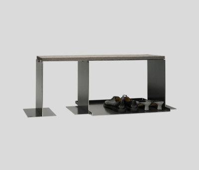 wineTee® bench seat by lebenszubehoer by stef's