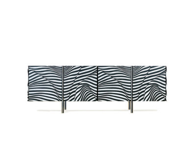 WOGG AMOR Stripe Sideboard by WOGG