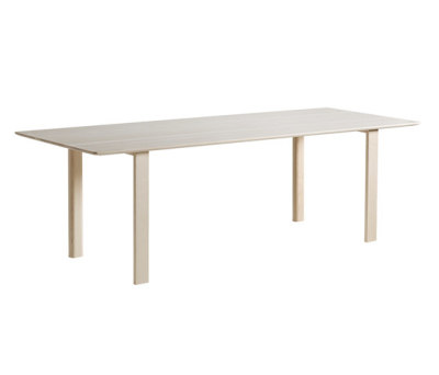 WOGG TIRA Solid Wood Table by WOGG