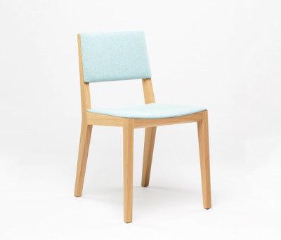 Wood Me Chair by De Vorm