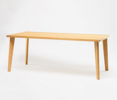 Wood Me Table by De Vorm