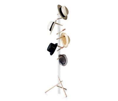 Woodpecker coat stand by Frag