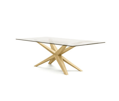 XAVER COFFEE TABLE by Belfakto