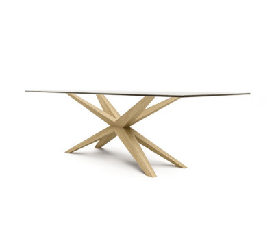 XAVER DINING TABLE by Belfakto