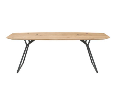 Y Coffee Table Black