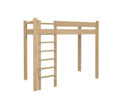 Youth Loft Bed DBB-100B by De Breuyn