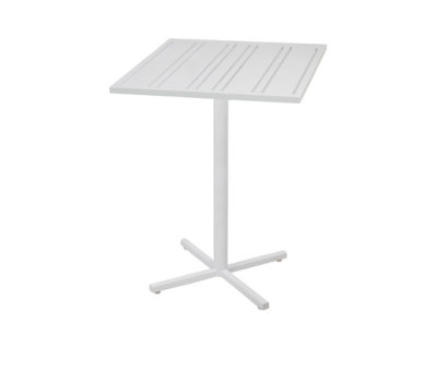 Yuyup bar table 70x70 cm (Base P) by Mamagreen