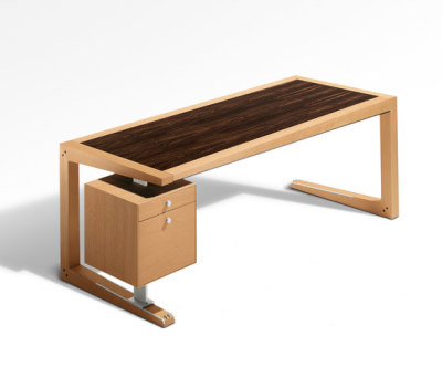 Zeno Writing Desk by Giorgetti