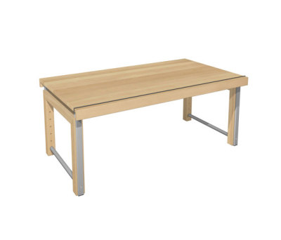 Ziggy desk DBD-850A-01-01 by De Breuyn