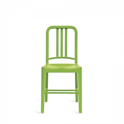 111 Navy Dining Chair - Set of 2 Grass Green