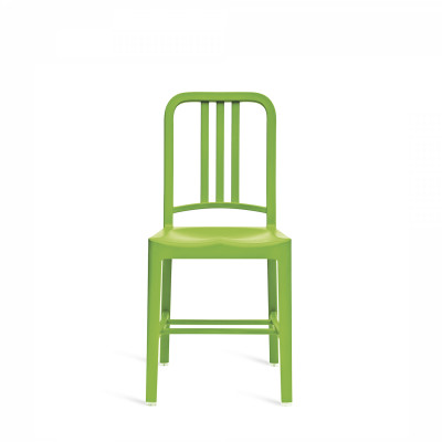 111 Navy Dining Chair - Set of 2 Grass Green