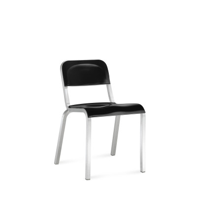 1951 Stacking Chair Black