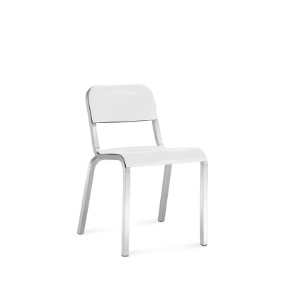 1951 Stacking Chair White