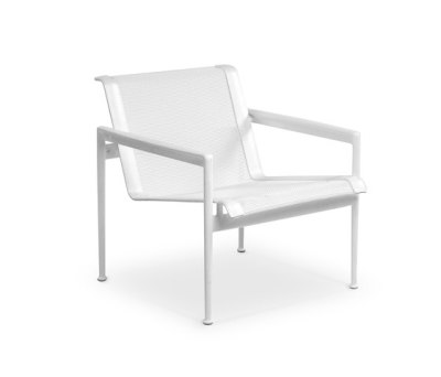 1966 Lounge Chair White