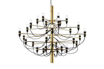 2097 Chandelier Brass, 30