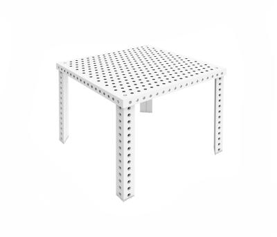 3+ Table - Square Raw Material
