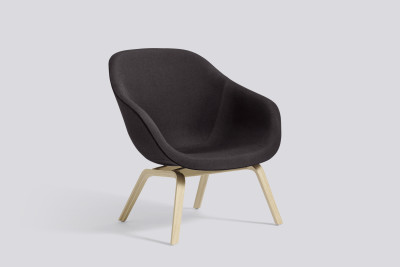 About A Lounge Chair AAL83, Matt Lacquered Oak Legs Remix 2 113