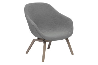 About A Lounge Chair AAL83, Soap Treated Oak Legs Hallingdal 65 100