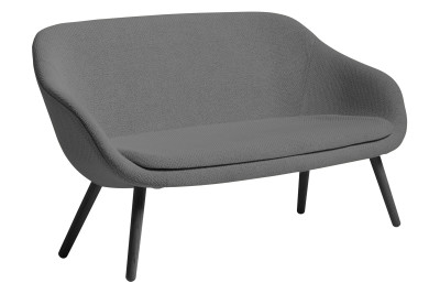 About A Lounge Sofa for Comwell, Black Stained Legs Hallingdal 65 100